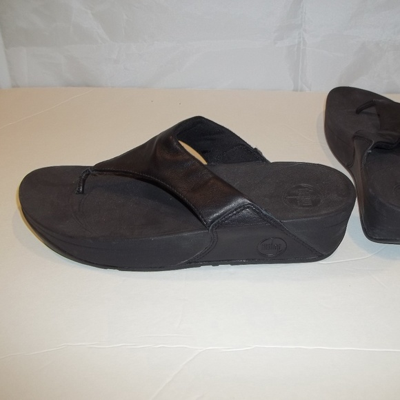 c28003eb8 Fitflop Shoes - Fitflop Women s Flip Flops Sandals Black Size 9